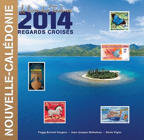 Livre des timbres 2014 cal doscope - Office des postes et telecommunications de nouvelle caledonie ...