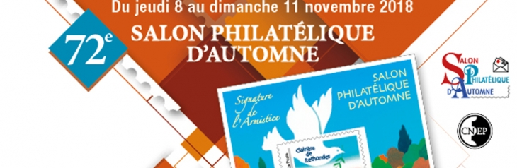 Calédoscope au 72e salon philatélique d'automne