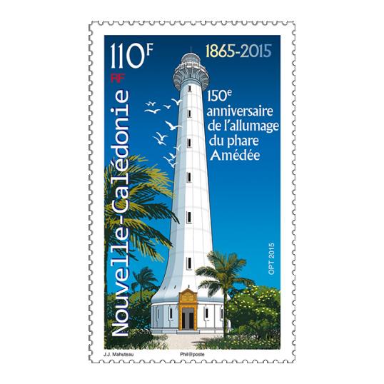 150e anniversaire de l'allumage du phare Amédée