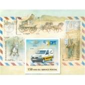 150 ans du service postal en Nouvelle Calédonie