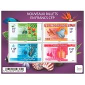 Nouveaux billets en francs CFP